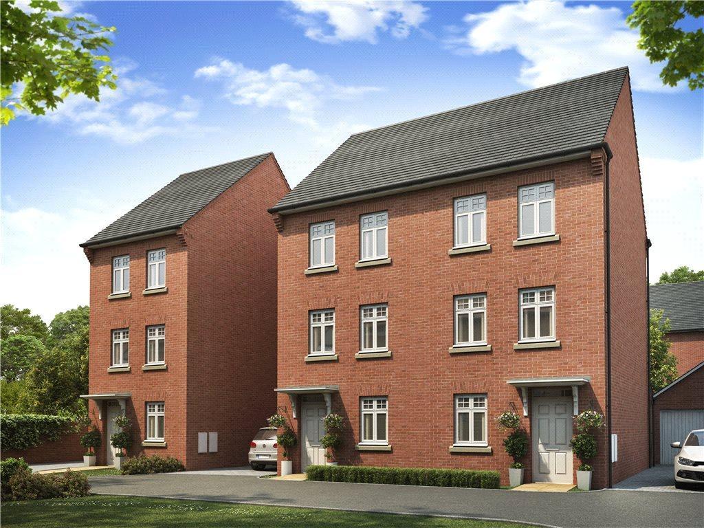 4 Bedroom Semi Detached House For Sale In Sandbrook Park