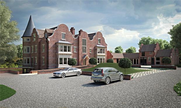 Cgi Hillside Manor
