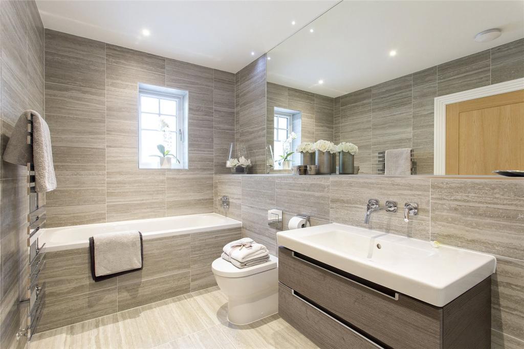Shanly Homes,Bathroom