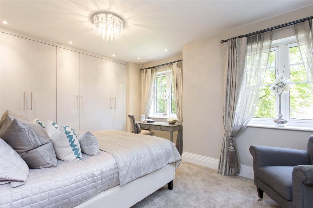 Shanly Homes,Master Bedroom