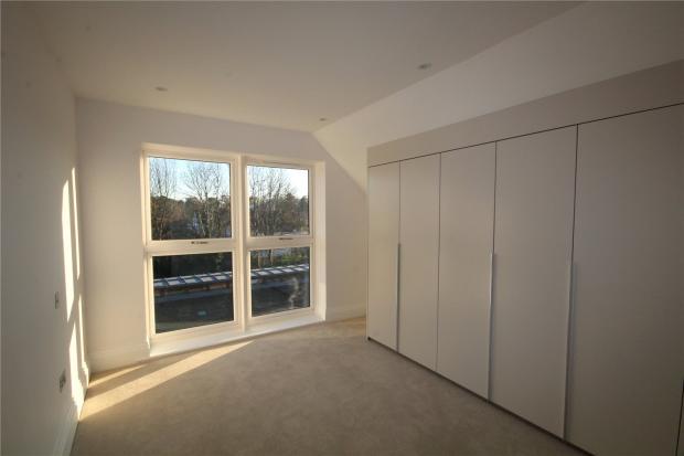 Plot A8 Bedroom