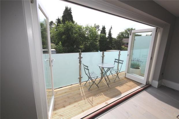 Show Flat Balcony