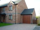 Detached property in Stableford Court...