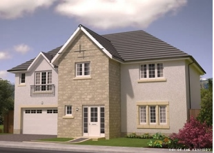 Larkfield by CALA Homes, Off Lasswade Road, 