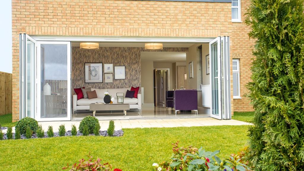 Typical Rosebury Avant Homes