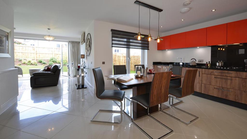 Designer kitchen Avant Homes
