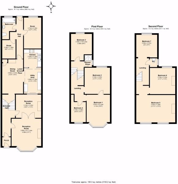 Uk terraced house floor plans house design plans Home layout planner