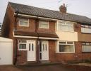 semi detached house to rent in Marians Drive, Ormskirk...