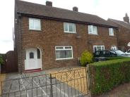 semi detached house in Scott Drive, Ormskirk