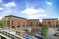 2 bed new Apartment for sale in Diglis Dock Road...