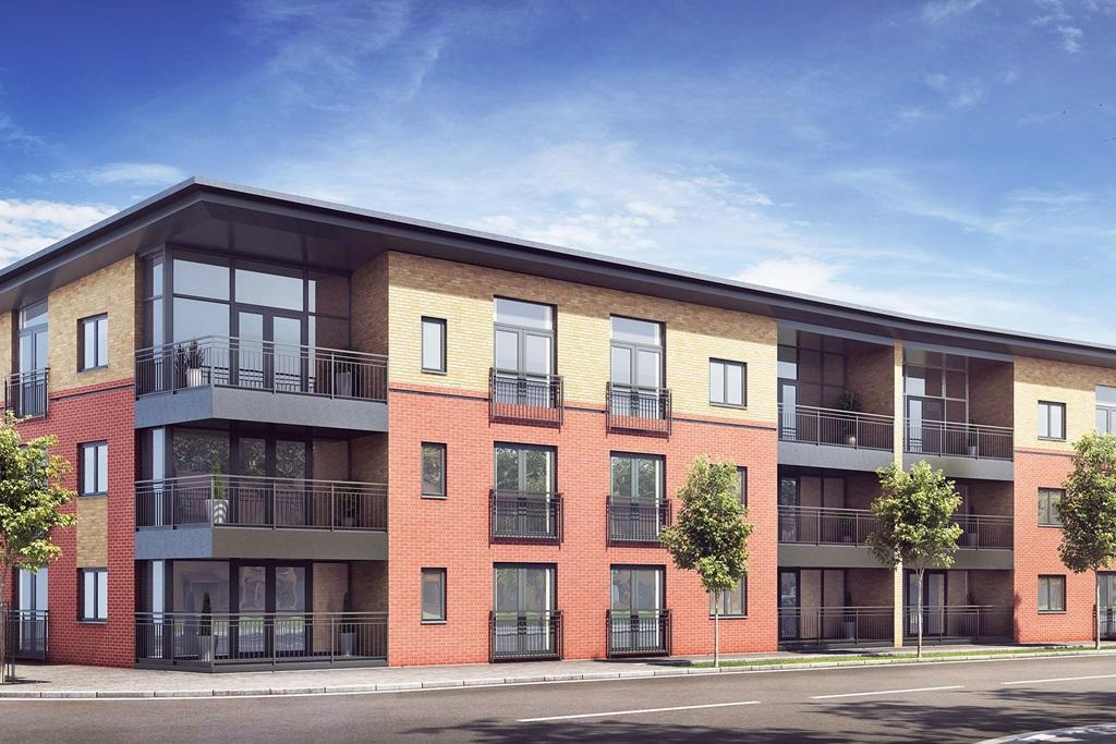 2 Bedroom Apartment For Sale In Diglis Dock Road Worcester Wr5 Wr5