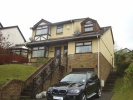 4 bed Detached house for sale in Hollybush Grove, Porth