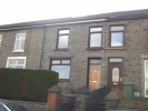 Terraced house in Cilfynydd Road...