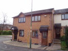 Terraced home in High Ridge Close...