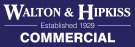 Walton & Hipkiss, Stourbridge - Commercial branch logo