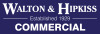Walton & Hipkiss, Stourbridge - Commercial logo