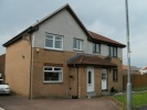 3 bed semi detached house to rent in Chapelhall, Airdrie , ML6