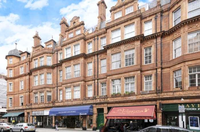 2 Bedroom Apartment For Sale In North Audley Street