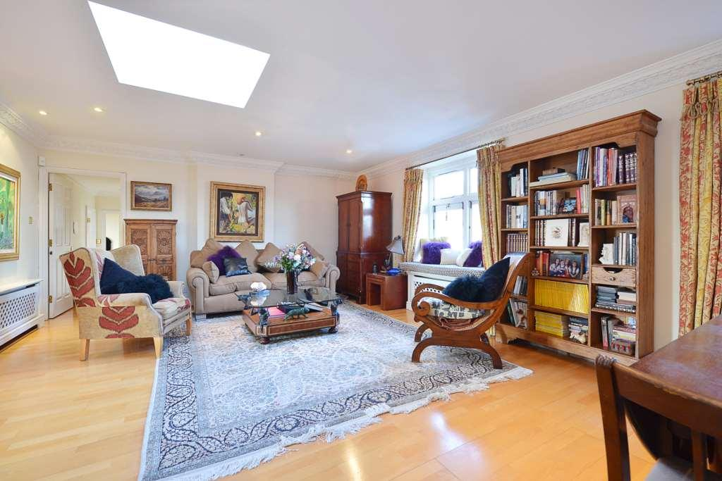 4 bedroom apartment for sale in Palace Court Notting Hill London ...