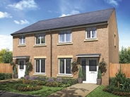 3 bedroom new home for sale in Springwell Road...