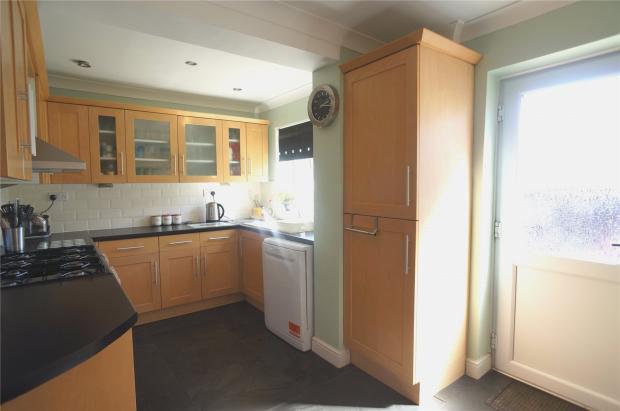 Kitchen Left Aspect