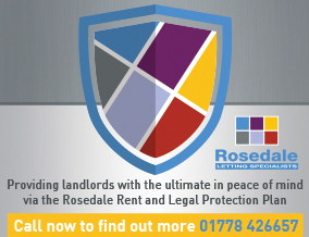 Get brand editions for Rosedale Property Agents, Bourne Lettings