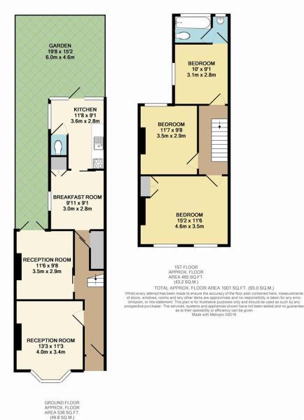 Floor Plan - Colina