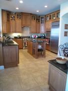kitchen upgraded