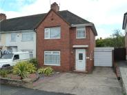 3 bedroom semi detached house in Pheasant Road, Smethwick...