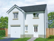 3 bed new property in Cliffburn Road, Arbroath...