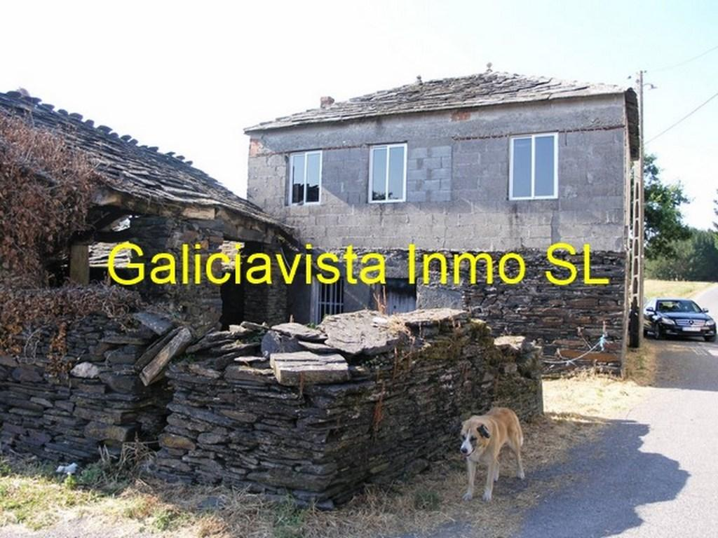 2 bedroom Detached house for sale in Friol, Lugo, Galicia