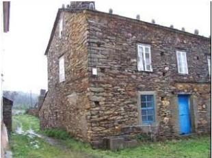 Stone House in Galicia, A Coru�a...