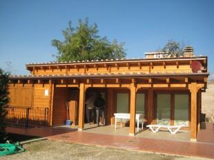 Galicia Log Cabin for sale