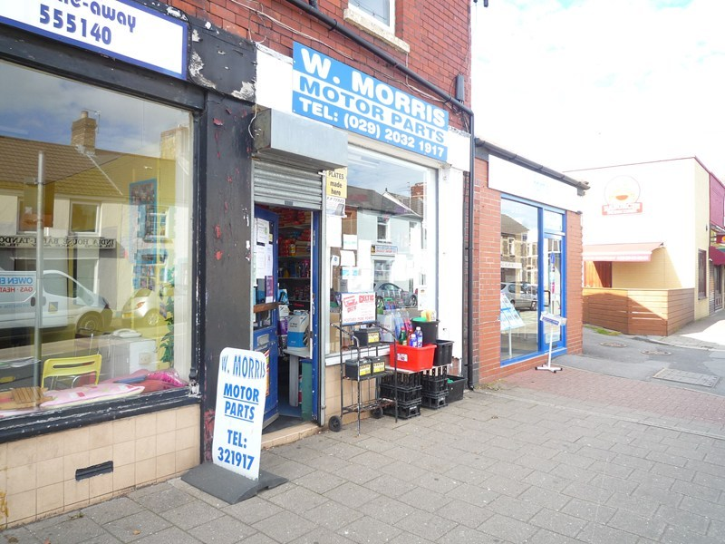 Empty Properties For Sale Cardiff