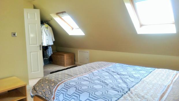 BED FIVE/LOFT ROOM