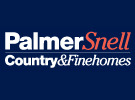 Palmer Snell, Country & Fine Homes logo