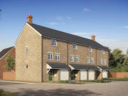3 bed new property for sale in Off Snarlton Lane...