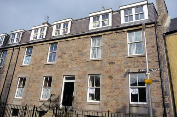 2 Bedroom Flat To Rent In Crimon Place Aberdeen Ab10 Ab10
