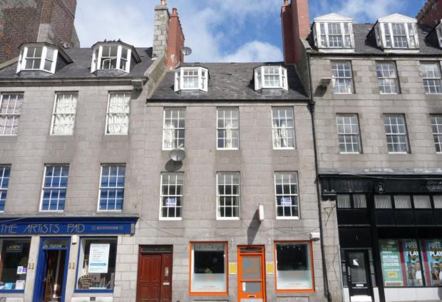 2 Bedroom Flat To Rent In Castle Street Aberdeen Ab11 Ab11