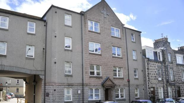 2 Bedroom Flat To Rent In St Clair Street Aberdeen Ab24 Ab24