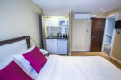 Studio flat in Knaresborough Place...