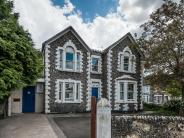 Detached home for sale in Trevelyan Road Surgery...