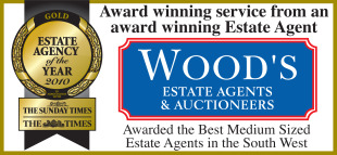 Woods Estate Agents & Auctioneers, Kingsteigntonbranch details