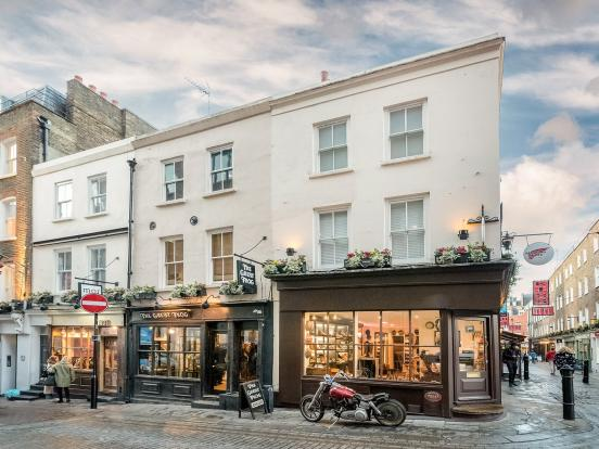 Newburgh Street