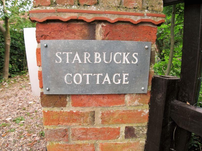Starbucks Cottage