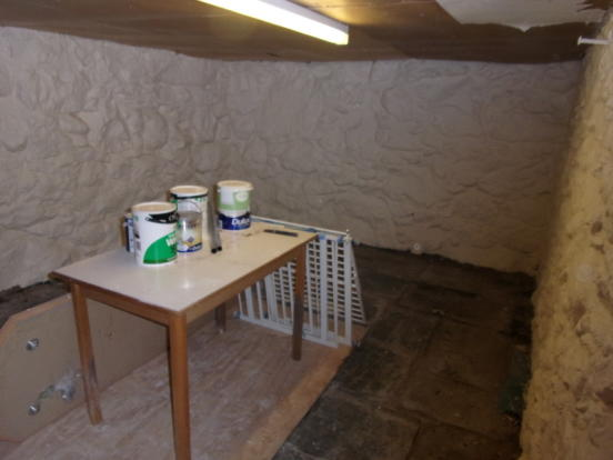 Basement Room/Cellar