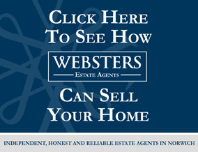 Get brand editions for Websters Estate Agents, Norwich, Norwich
