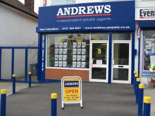 Andrews Estate Agents, Great Barrbranch details