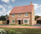 4 bed new home in Didcot Road, Didcot...