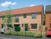 3 bedroom new home in Broughton Lane, Salford...